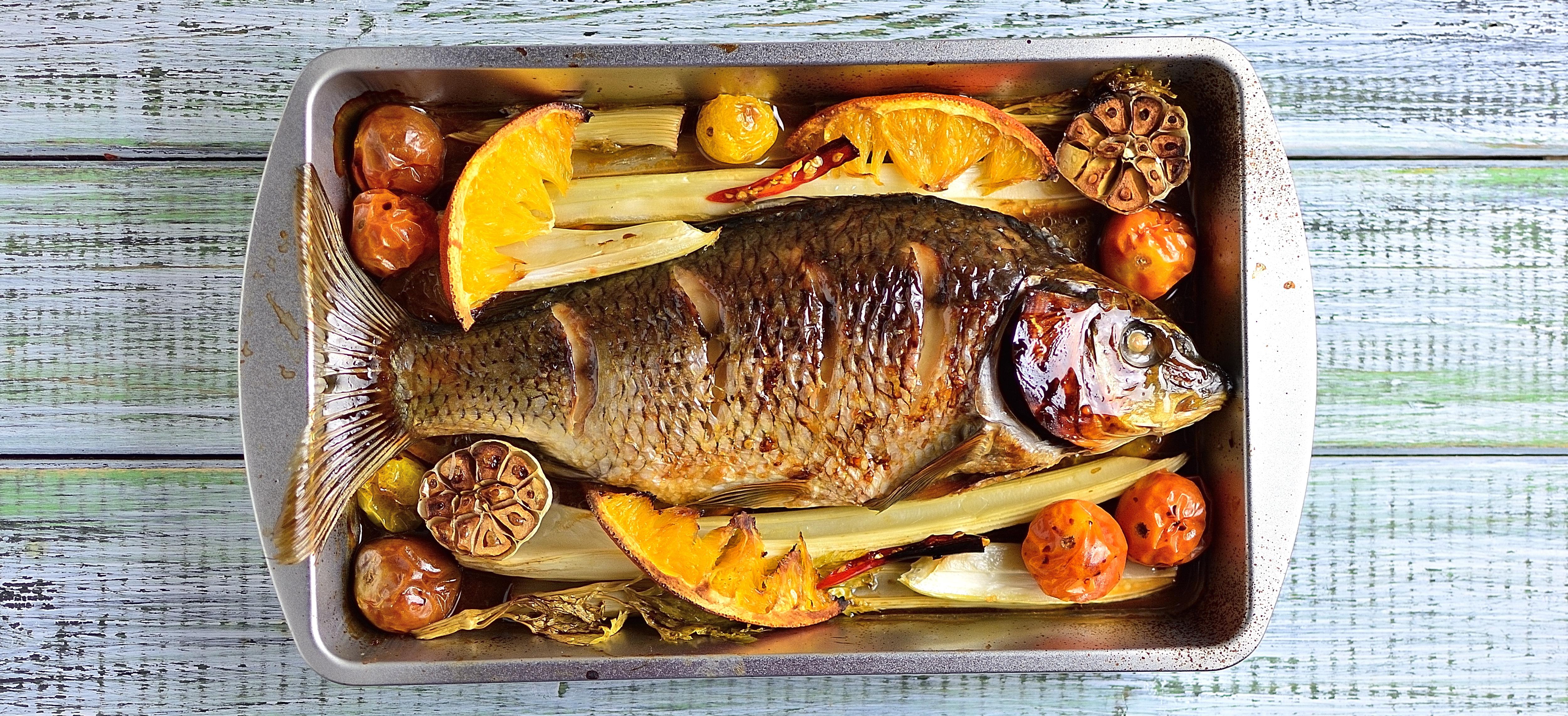 Danas biram slatkovodnu ribu