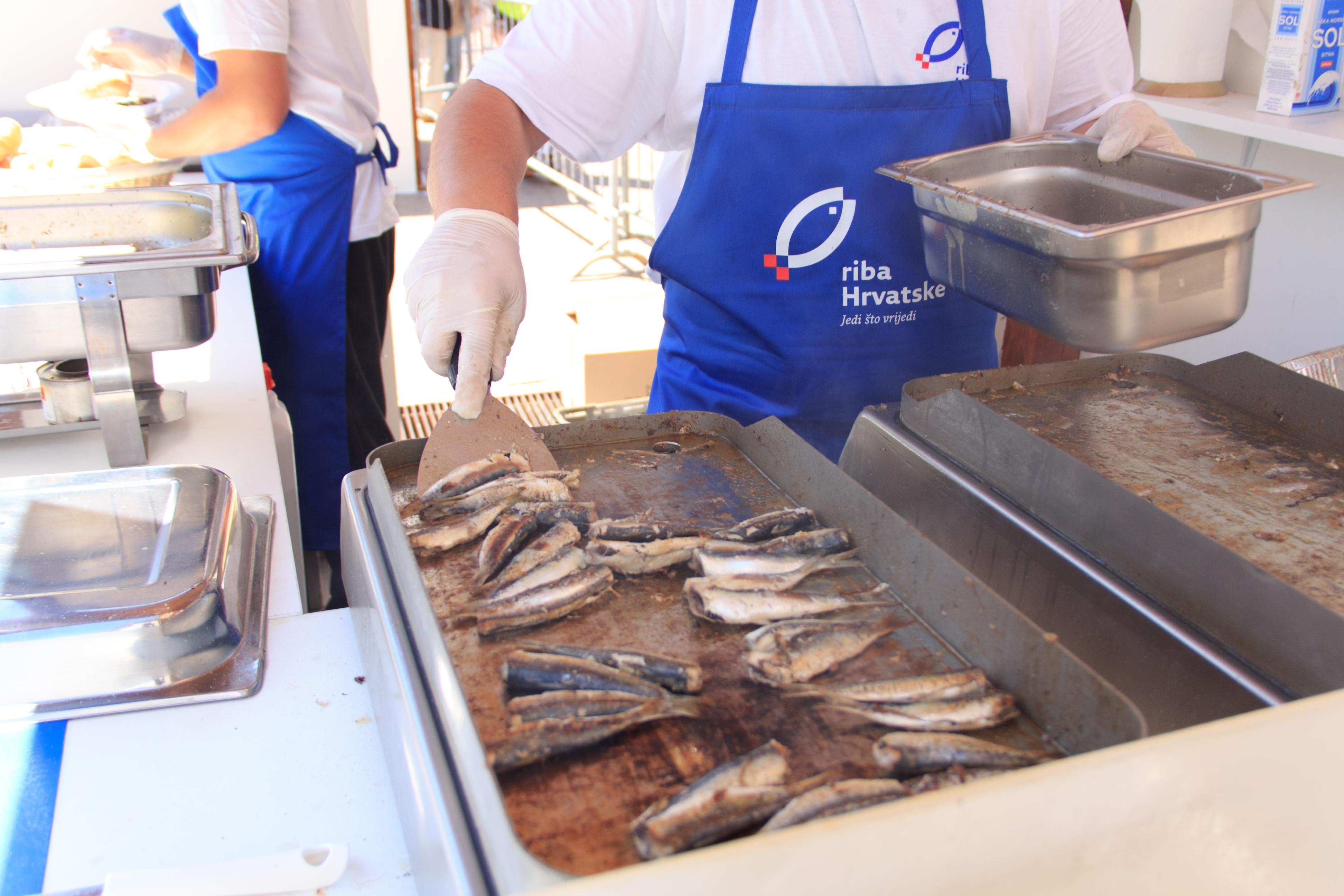 Termička obrada ribe