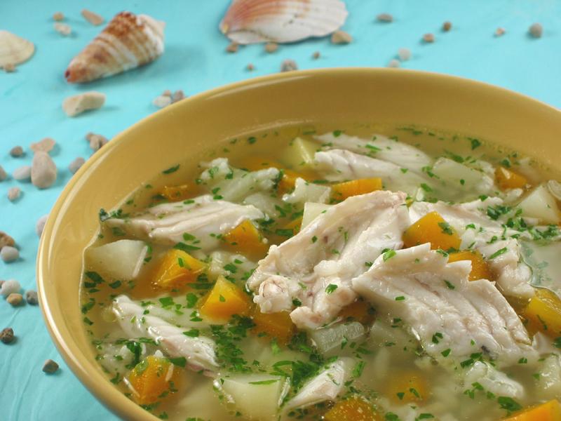 Kvarnerska riblja juha