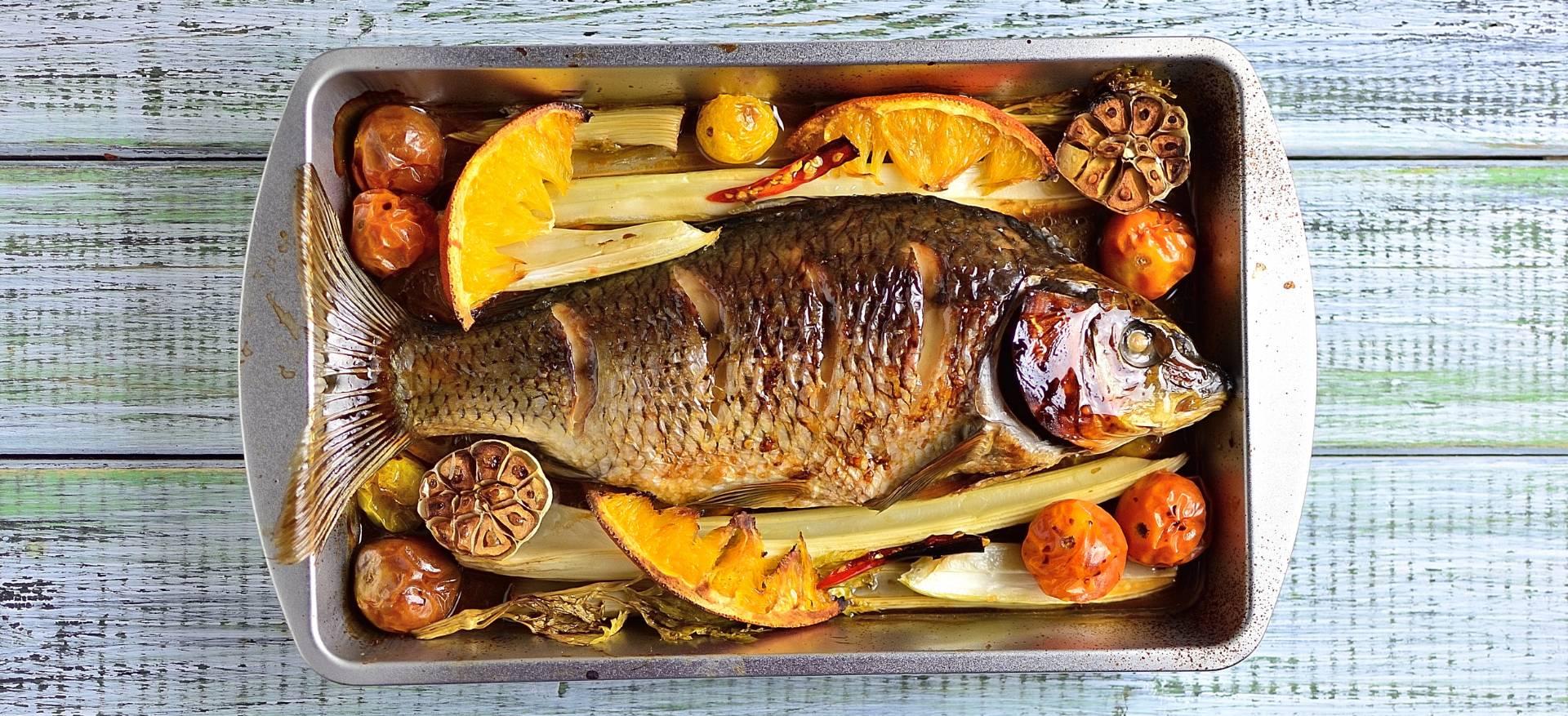 Šaran – kralj među slatkovodnom ribom