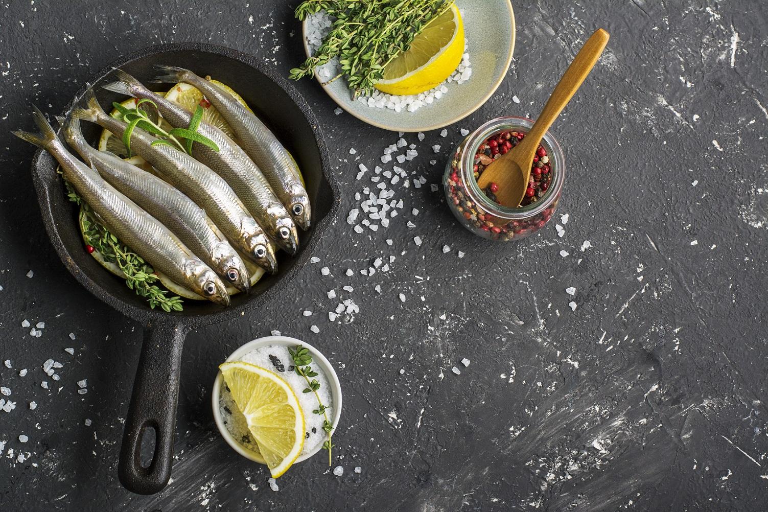 Vitamin D u ribi Hrvatske