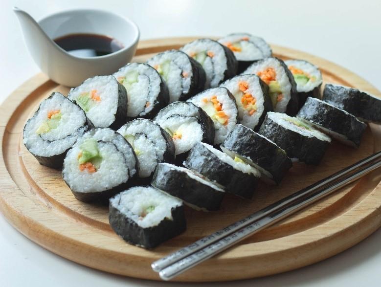 Globalni trend – konzumacija sushija