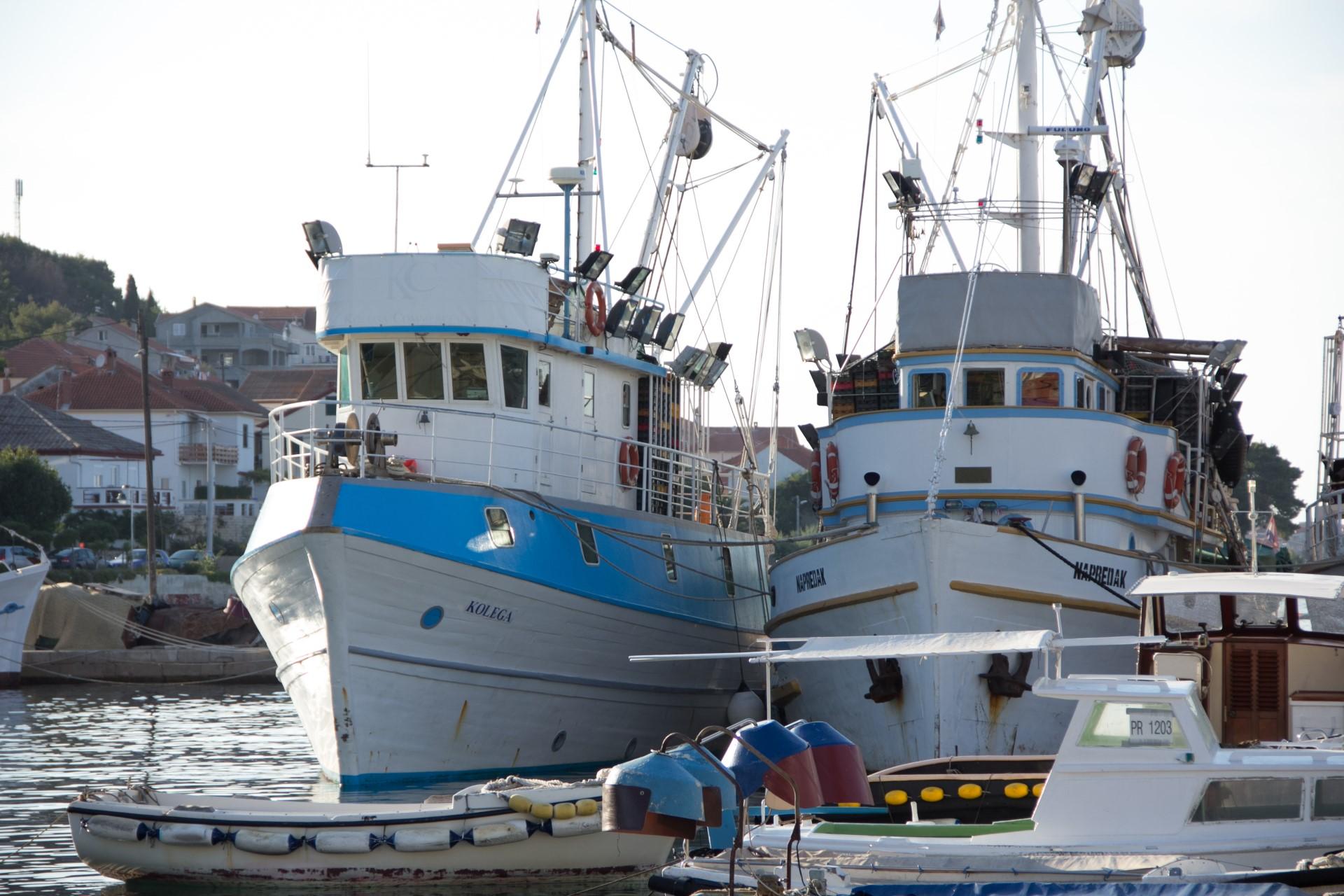 Ribarske luke – ribarima život znače