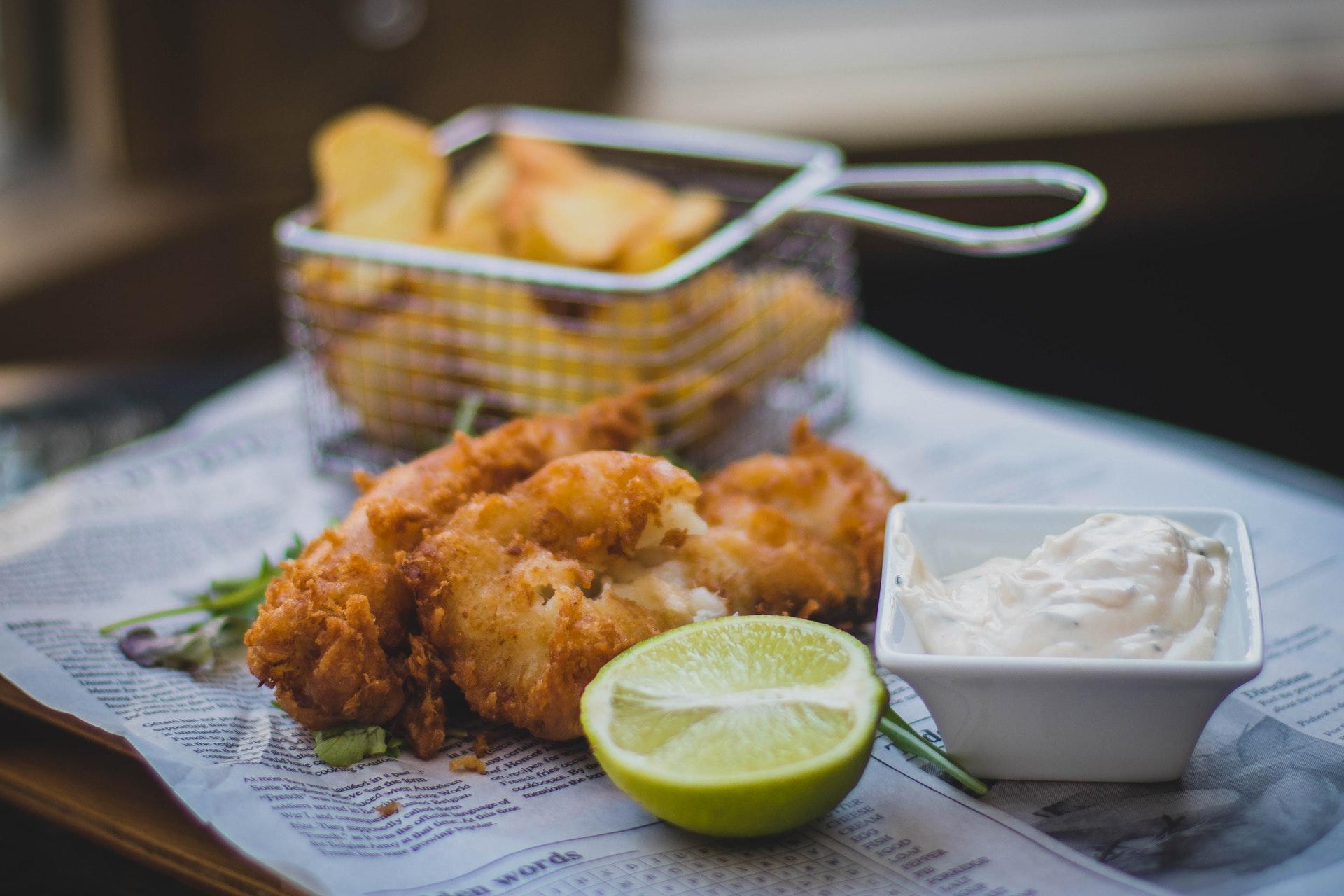 Fish&chips: Priča o krumpirićima i prženoj ribi