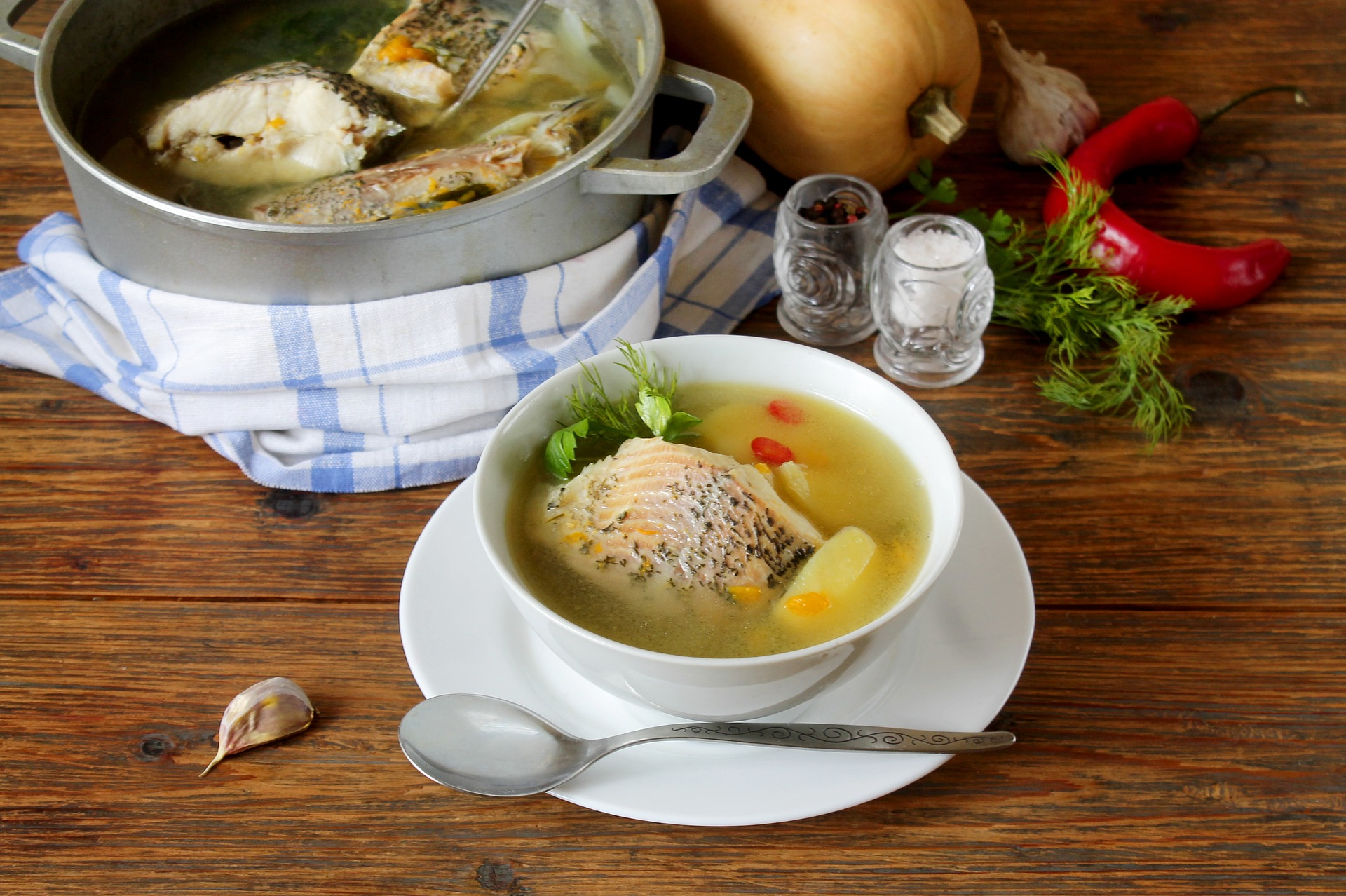 5 zdravih načina kako pripremiti ribu